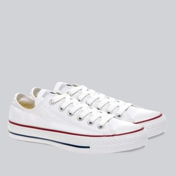 Converse - All Star Ox White Trainers  92bf14aa2
