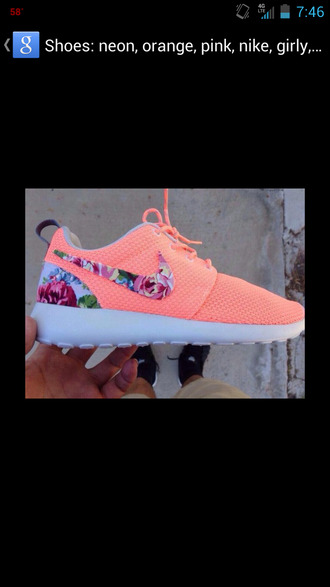 shoes roshe nike blue floral mesh bright nike roshe run coral rosheruns floral nike nike sneakers nike running shoes phone cover disney mickey mouse iphone cover android hat cap mens cap