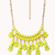 Elegant Faux Stone Dangle Bib | FOREVER21 - 1000071219