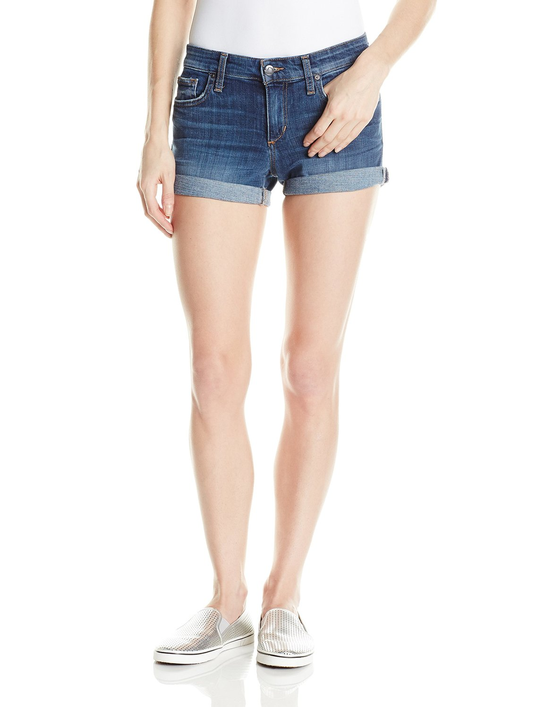 Joe's jeans women's rolled short in genna at amazon women's jeans store