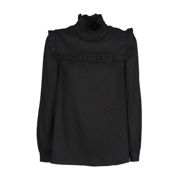 A.P.C. blouse black top