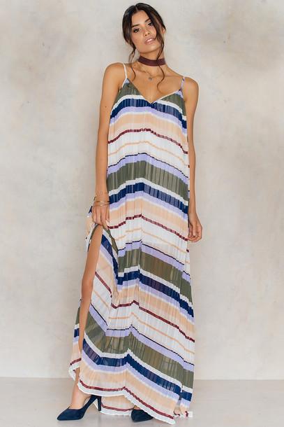 Keepsake dress maxi dress maxi pleated