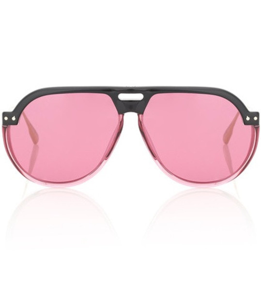 Dior Sunglasses DiorClub3 sunglasses in pink