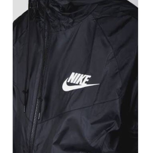 jacket nike nike jacket spray jacket windbreaker black 03513dd21