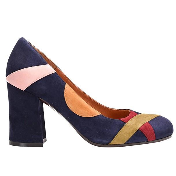 Chie Mihara pumps shoes multicolor