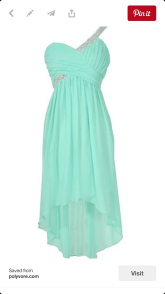 dress mint mint dress homecoming dress