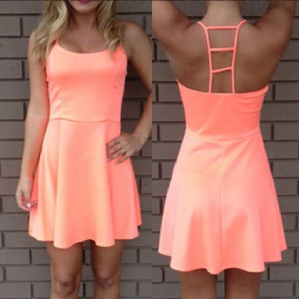 dress cute pink women girl girly sexy short cute dress summer dress pink dress  party dress f73fdfcd6b