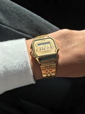 jewels,Casio,Fizzm,gold watch,watch,horloge,women watch,mens watch,fashion,fashionablenl_