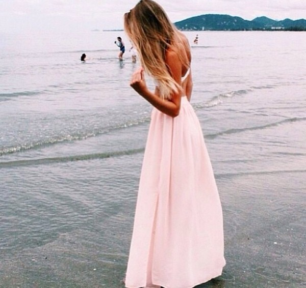 dress celeb maxi pink light pink maxi pink dress pink maxi light pink dress long dress light pink pastel pastel pink formal dress prom dress