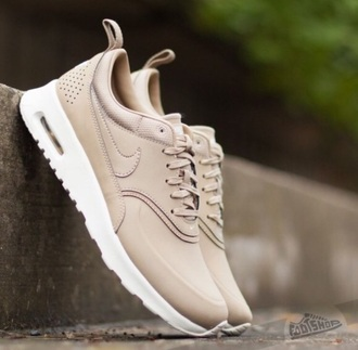 shoes beige air max nike nike shoes