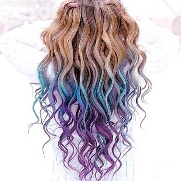 Pastel clip in hair extensions ombre hair mint purple ombre pastel clip in hair extensions ombre hair mint purple ombre dye tips hair wefts human hair pastel extensions hippie hair pmusecretfo Images