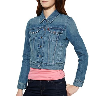 Levi's® Denim Trucker Jacket - jcpenney