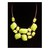 A Neon Statement Necklace