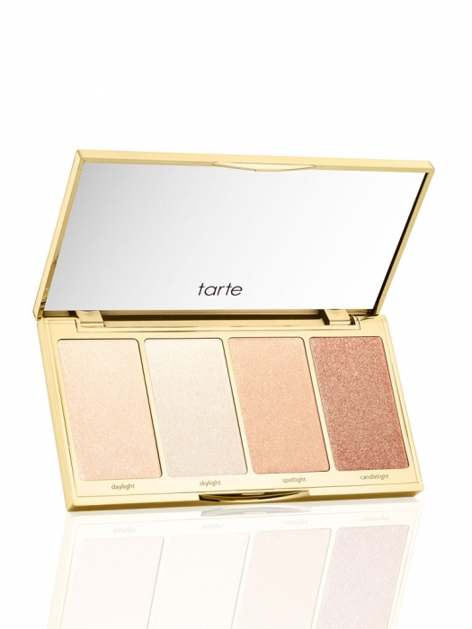 skin twinkle lighting palette vol. II from tarte cosmetics
