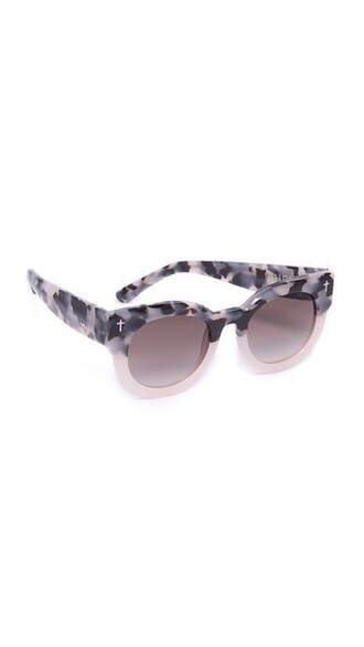 baby sunglasses black pink baby pink