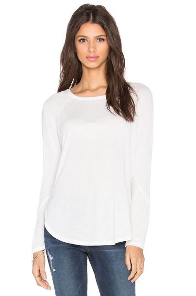 David Lerner sweater white
