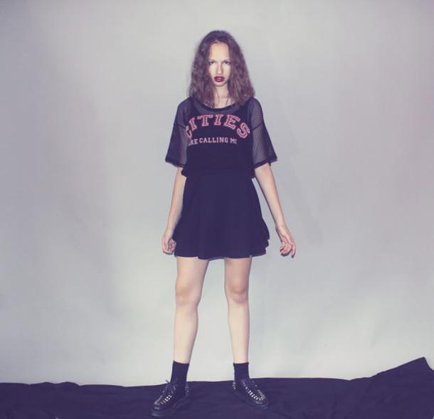 jenilla skirt shoes shirt