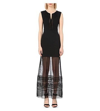 dress black maxi dress black dress evening dress