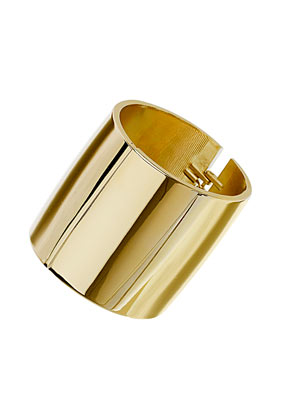 Simple Smooth Metal Cuff - Jewellery  - Bags & Accessories  - Topshop