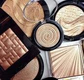 make-up,makeup palette,makeup brushes,bronzer,make up palette,makeup palettes,eyeshadow palette,gold highlight,gold,glitter,mac cosmetics,laura,nude,beige