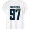 Notorious 97 shirt back
