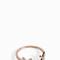 Ruifier women`s cross eye diamond ring