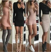 dress,outfit,outfit idea,summer outfits,fall outfits,cute outfits,spring outfits,date outfit,party outfits,trendy,clothes,fashion,style,stylish,clubwear,club dress,casual,casual dress,streetstyle,streetwear,black dress,summer dress,cute dress,sexy dress,little black dress,short dress,party dress,pink dress,long sleeves,long sleeve dress,mini dress,shoes,sexy party dresses,short party dresses,special occasion dress,black shoes,sexy shoes,party shoes,cute shoes,summer shoes,grey shoes,grey boots,boots,suede boots,thigh high boots,high heels boots,winter boots,over the knee boots,nude pumps,nude shoes,pumps,high heel pumps,heels,black heels,high heels,nude heels,cute high heels,lace up heels,lace-up shoes,nude high heels,black high heels,sneakers,white sneakers,low top sneakers,white shoes,one piece,romper,long sleeve romper,cute rompers,top,black top,summer top,cute top,striped top,cute skirt,skirt,pencil skirt,high waisted skirt,necklace,jewels,jewelry,kimono,floral kimono,cardigan,long cardigan