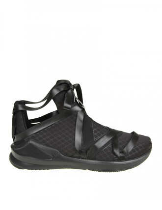 sneakers. sneakers black satin shoes