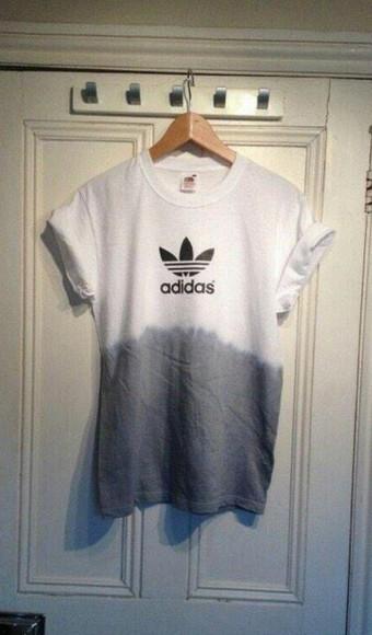 t-shirt logo adidas