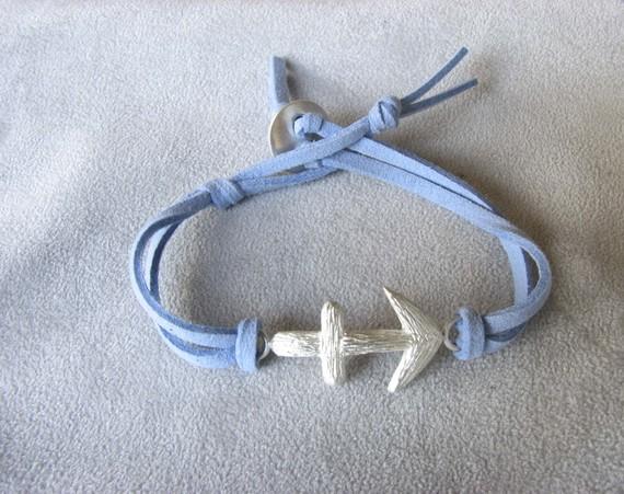 SAGITTARIUS  Silver and Leather Zodiac Bracelet by SergioAntonio