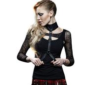shirt,women shirt,fashion shirt,punk shirts,really nice shirt,gothic shirts