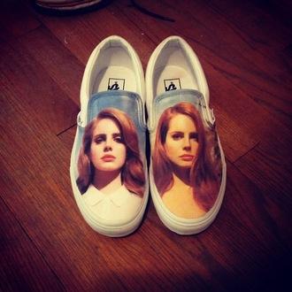 shoes lana del rey vans sneakers music hipster