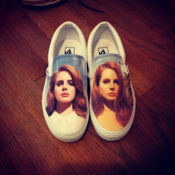 vans vans off the wall shoes sneakers hipster lana del rey vans authentic music awesome