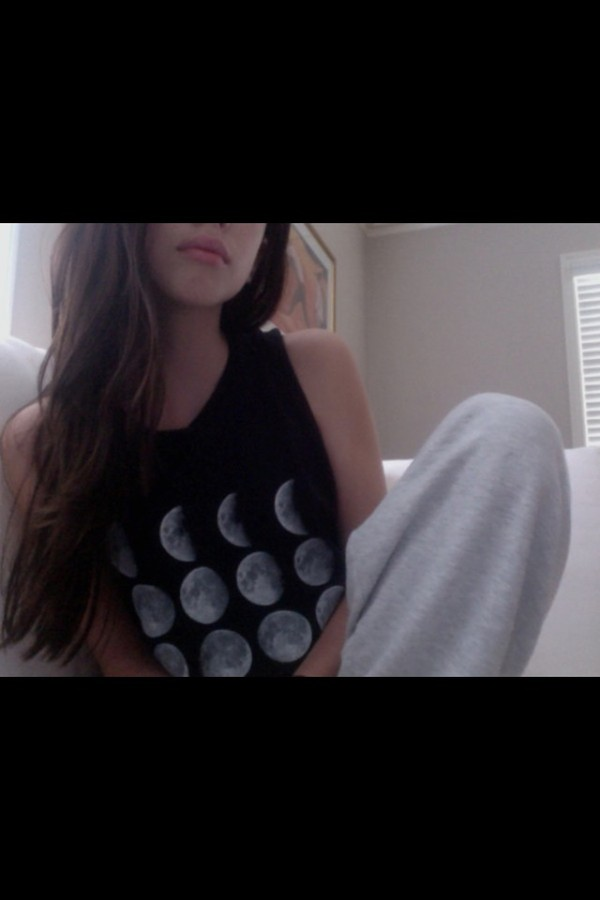 tank top tank top moon moon phases lovethis