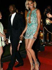dress,party dress,celebrity,mint,mini dress