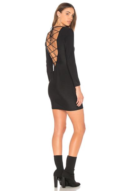 Indah dress mini dress mini black