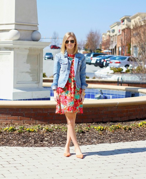 life with emily dress jacket shoes jewels