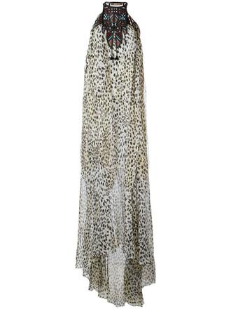 gown women beaded silk dress