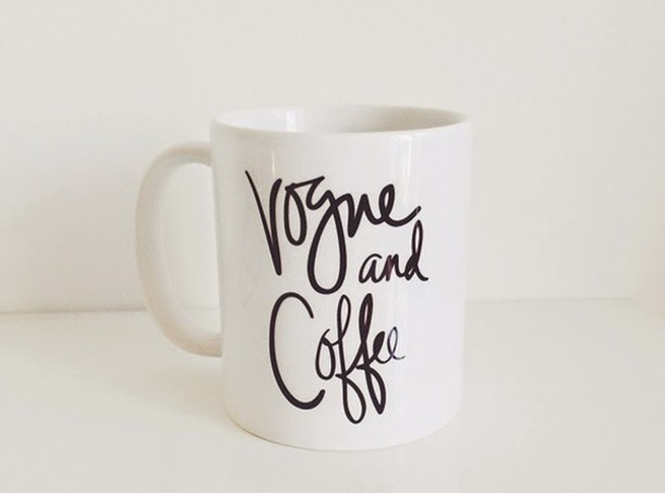 society grl blogger quote on it mug fashion