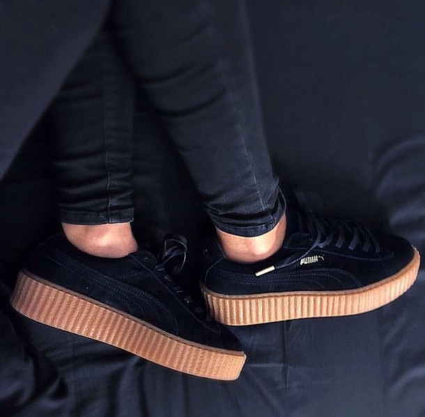 puma creepers original price