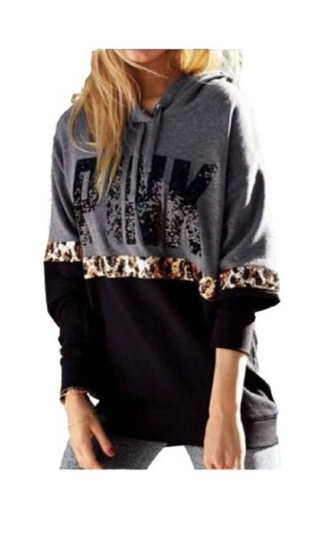 jacket leopard print