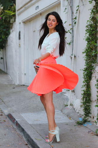 viva luxury blouse skirt bag jewels
