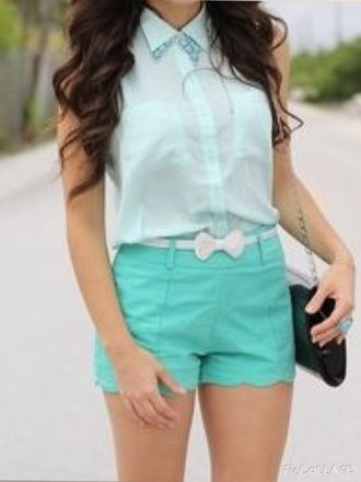 shorts perfect perfecto turquoise cute coat bag blouse dress cardigan hair accessories jacket jeans jewels jumpsuit pants belt