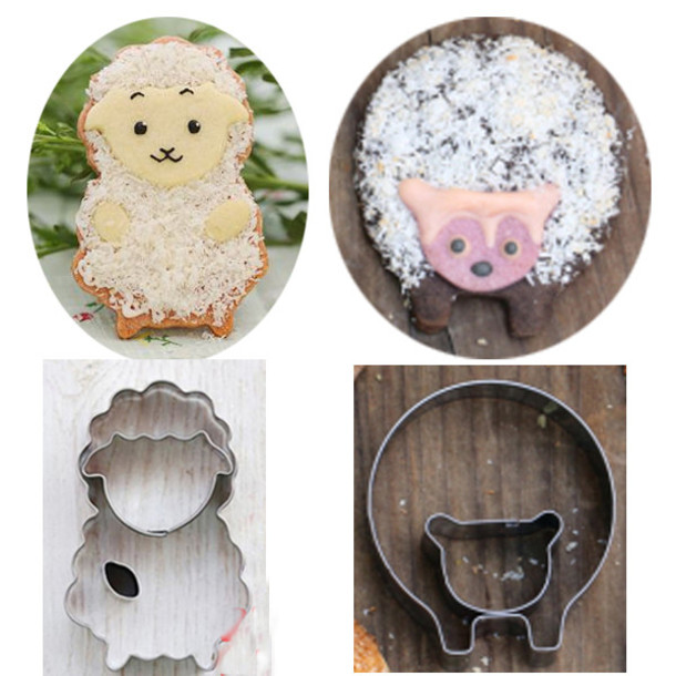 jewels cookie cutter sheep cookie cutter cake mold kitchen tools cooking tools kitchen