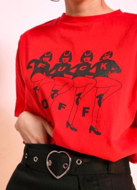 83813a0c9 t-shirt, red, t-shirt, shirt, t-shirt, quote on it, print, print ...