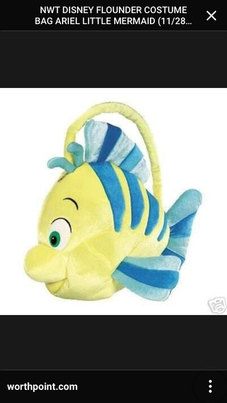 bag the little mermaid
