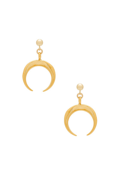 EIGHT by GJENMI JEWELRY earrings metallic gold jewels