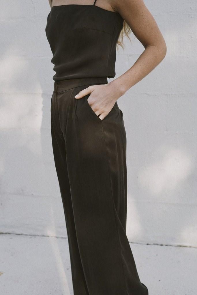 Patti Silk Pants