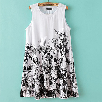 sundress summer outfits tunic floral tunic summer style
