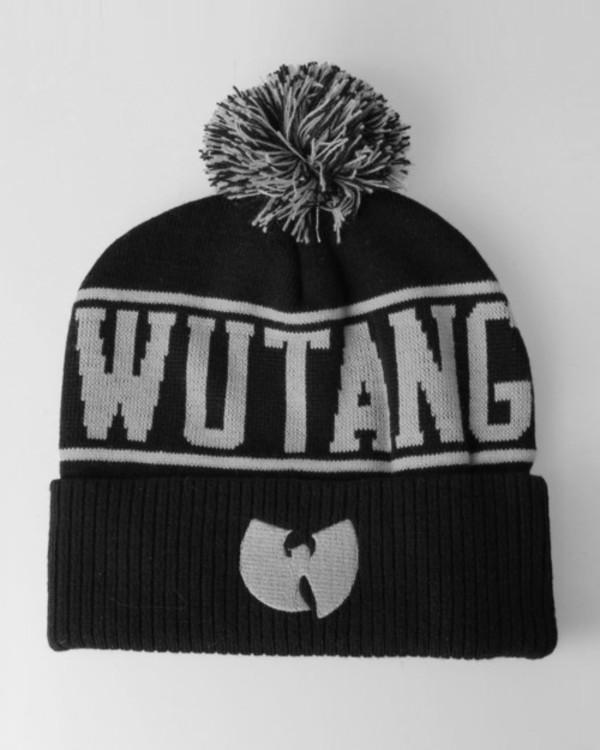 hat beanie wu-tang clan wu-tang clan